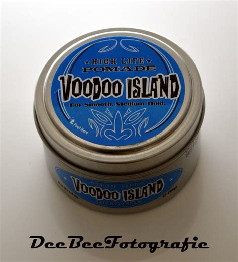 Pomade Voodoo Island tcy records