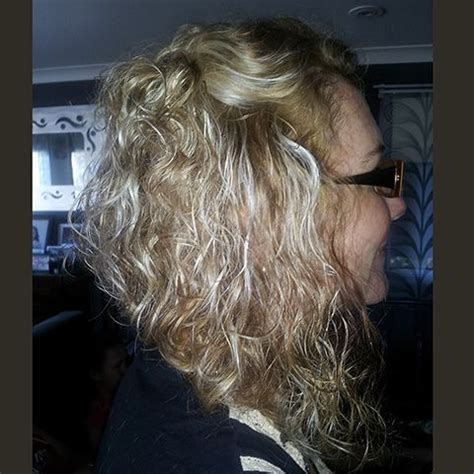 concave hairstyles curly hair 12 best images about one length hair cut on pinterest