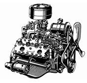 The History Of Ford's Iconic Flathead Engine — Motorhood
