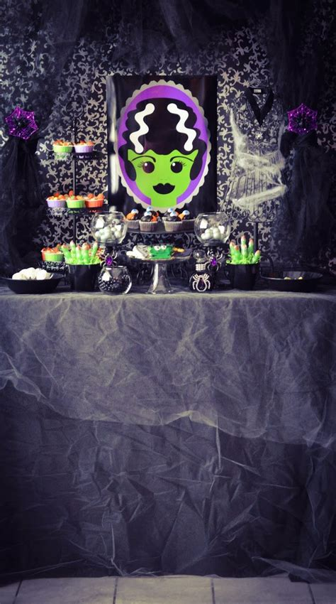 themes of death in frankenstein the bride of frankenstein party ideas party time