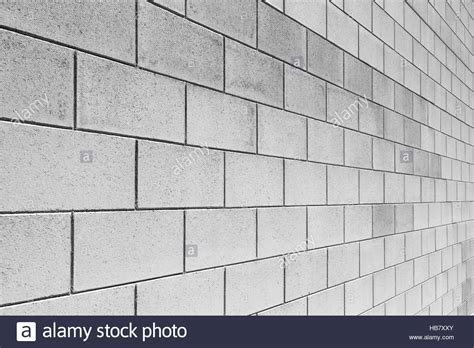 angle  white brick wall stock photo  alamy