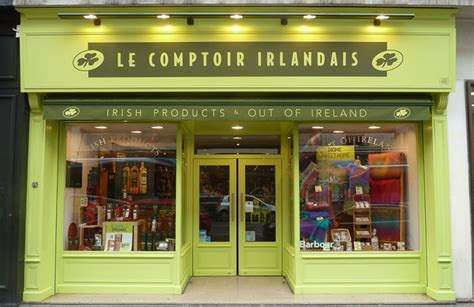 caen le comptoir irlandais