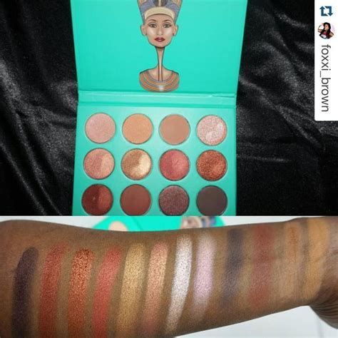 Eyeshadow Juvia S Place 25 best ideas about nubian palette on nubian