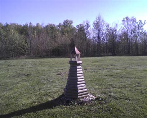 Landscape Timber Lighthouse Landscape Timber Lighthouse By Novicewoodworker