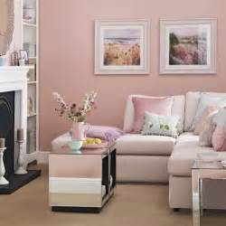 Pink Living Room Ideas Floss Pink Living Room Living Room Decorating Housetohome Co Uk