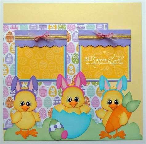 scrapbook layout easter 370 best easter scrapbook layouts images on pinterest