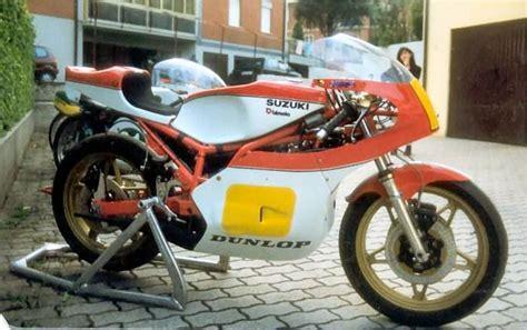 Suzuki Tr500 Bimota Suzuki Tr500 Racebike