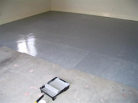 Garage Floor Paint In Basement Behr Garage Floor Paint And Basement The Better Garages