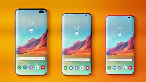 Samsung Galaxy S10 Lineup by Samsung Galaxy S10 Series And Galaxy F Everything We So Far The Indian Wire