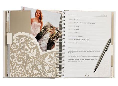 Wedding Planning Notebook Organizer by Aonde Casar Who Is Who A Import 226 Ncia Do Assessor De