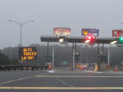 Garden State Parkway Toll by Toll Cameras To Nab Scofflaws In Gsp Exact Change Lanes