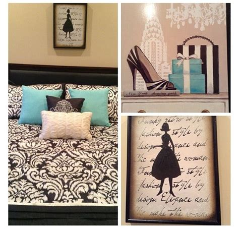 tiffany home decor black white and tiffany blue home decor inspiration