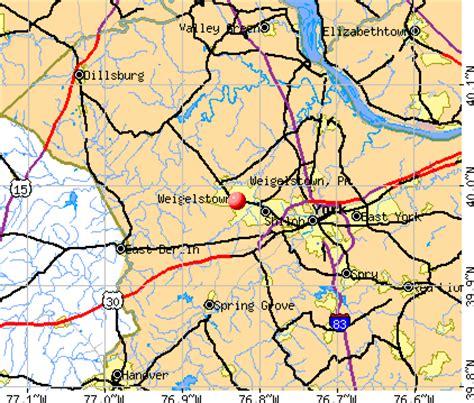 weigelstown, pennsylvania (pa 17315) profile: population