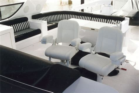 Upholstery Boat Seats by Custom Upholstery Is Our Specialty Luxury Marine