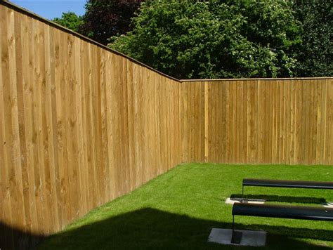 Wooden Garden Fence Wooden Garden Fence Smalltowndjs