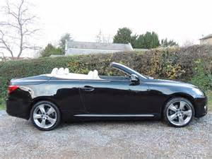 used 2009 lexus is 250c se l convertible automatic for