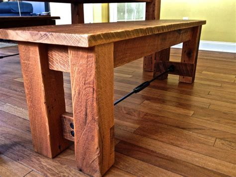 reclaimed oak bench reclaimed oak dining table benches cz woodworking