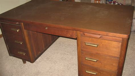 Jasper Office Furniture Desk Antique Appraisal Instappraisal Indiana Desk Company