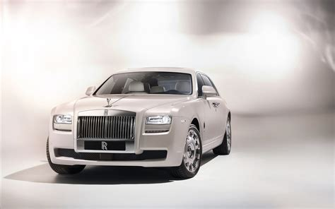 roll royce ghost rolls royce ghost six senses 2012 wallpaper hd car