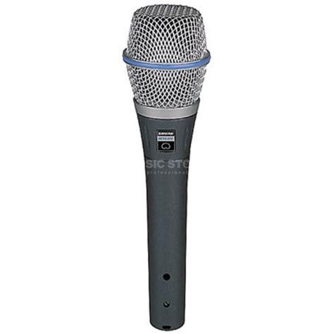 Mic Microphone Kabel Shure Beta 68 Vocal Artis Legendary shure beta 87c microphone condenser