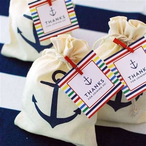 Nautical Baby Shower Favors by 25 Best Ideas About Nautical Favors On