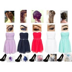 squad 6 formal dance matching polyvore