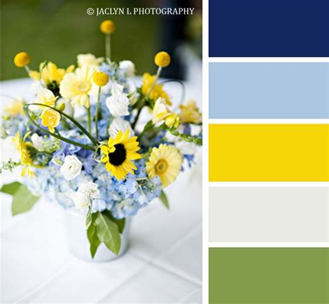 25 best ideas about yellow color schemes on