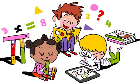 children learning maths clipart clipartuse