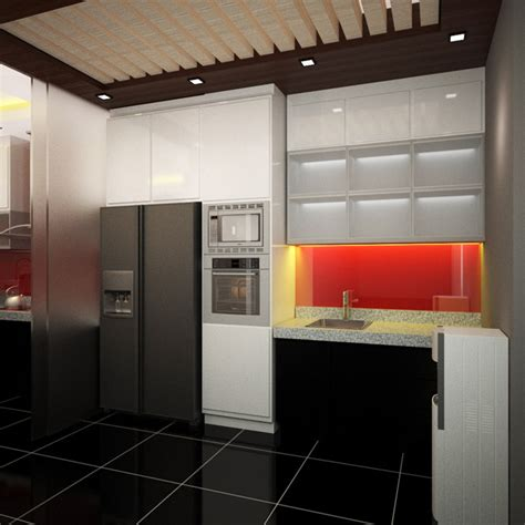 dry kitchen design modern kitchen interior design idea