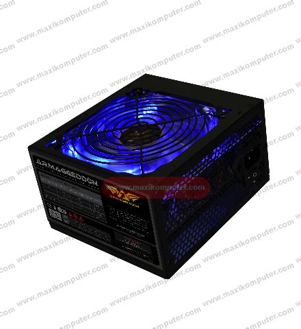 Dazumba Dz 450w power supply armageddon voltron 300