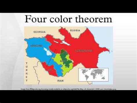 the four color theorem four color theorem