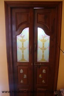 Home Decoration Items Online India by Puja Room Door And Glass Designs
