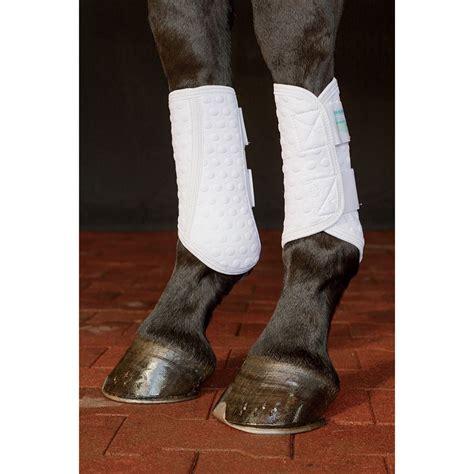leg wraps equilibrium stretch and flex flatwork leg wraps dover saddlery