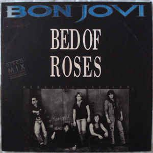 bon jovi bed of roses bon jovi bed of roses vinyl at discogs