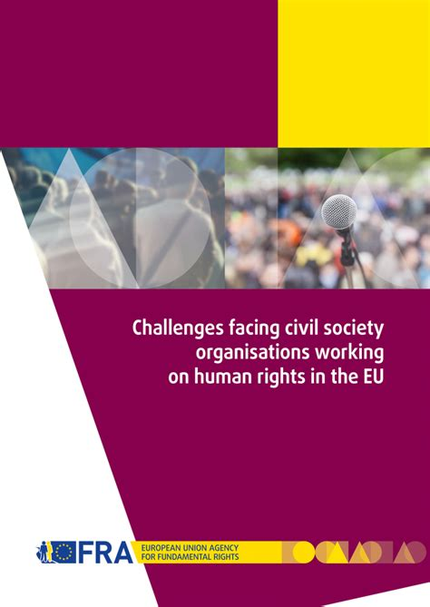 challenges facing the union challenges facing civil society organisations working on