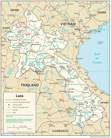 Asia Search Map Of Laos 187 Travel
