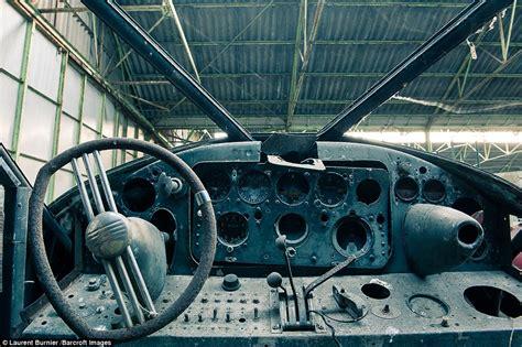 Location Hangar Bruxelles by Laurent Burnier Discovers Hangar In Belgium With Damaged