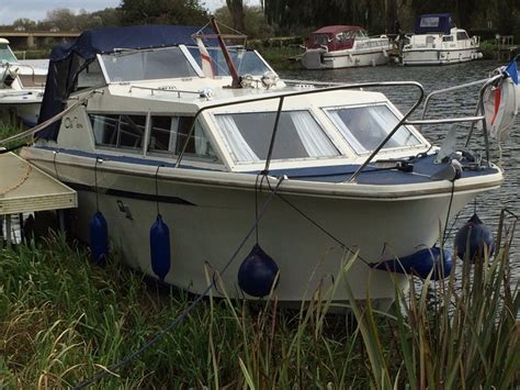 old boat for sale uk seamaster 813 boat for sale quot old tom quot at jones boatyard
