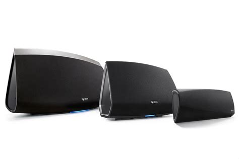 Denon Smart Series S 81dab Stereo System by Denon Takes On Sonos With Its New Heos Wireless Speaker