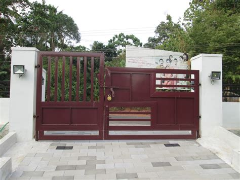 kerala gate designs a beautiful house from ideas home