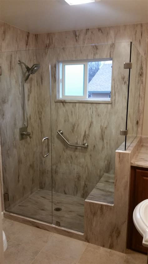 frameless photo custom frameless shower enclosures and shower doors