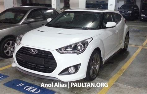 hyundai azera malaysia price hyundai veloster turbo sighted at jpj could it appear at