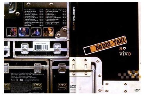 radio taxi descarga ao vivo dvd
