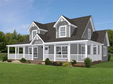 house plans with front porch and dormers shown with optional doghouse dormers 2 and site built