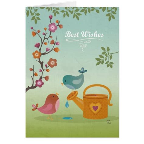 how to make the best greeting card best wishes greeting card zazzle