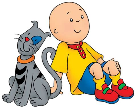 Caillou In The Bathtub Image Caillou Gilbert Png Caillou Wiki Fandom