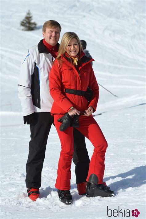 fotos holanda invierno guillermo alejandro y m 225 xima de holanda durante sus