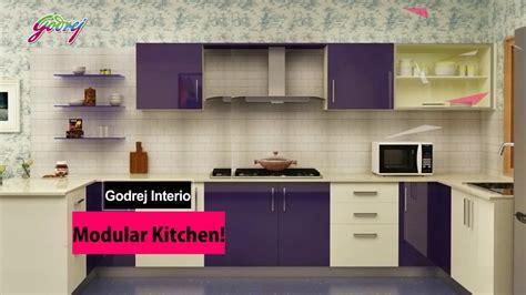 godrej kitchen interiors godrej modular kitchen