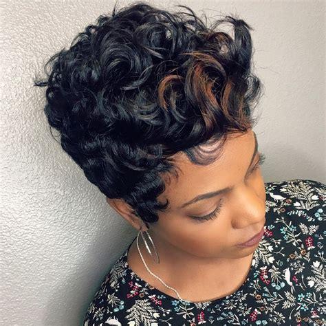regise salon pixie hair styles best 25 short black hairstyles ideas on pinterest