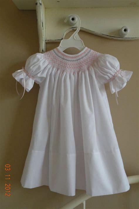 Handmade Smocked Dresses - smocked dress size 3 24 months smocked